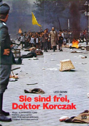 You Are Free, Dr. Korczak (1974)