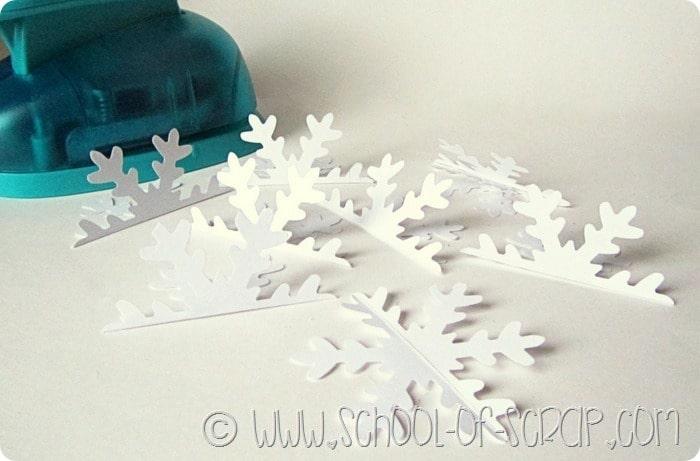 Idee Per Natale Fai Da Te La Pallina Fiocco Di Neve In 3d