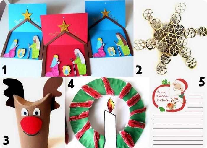 Vuoi arricchire il tuo albero di natale con decorazioni diverse dal solito? Raccolta Di Idee 10 Lavoretti Di Natale Da Fare Con I Bambini Alessia Scrap Craft
