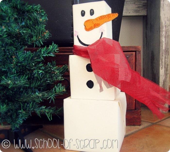 Natale In 1 Minuto Come Fare Il Pacchetto Regalo A Forma Di