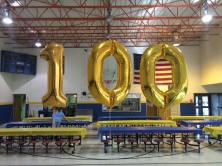 100 years of learning luncheon