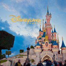 Disneyland Magic Kingdom Logo