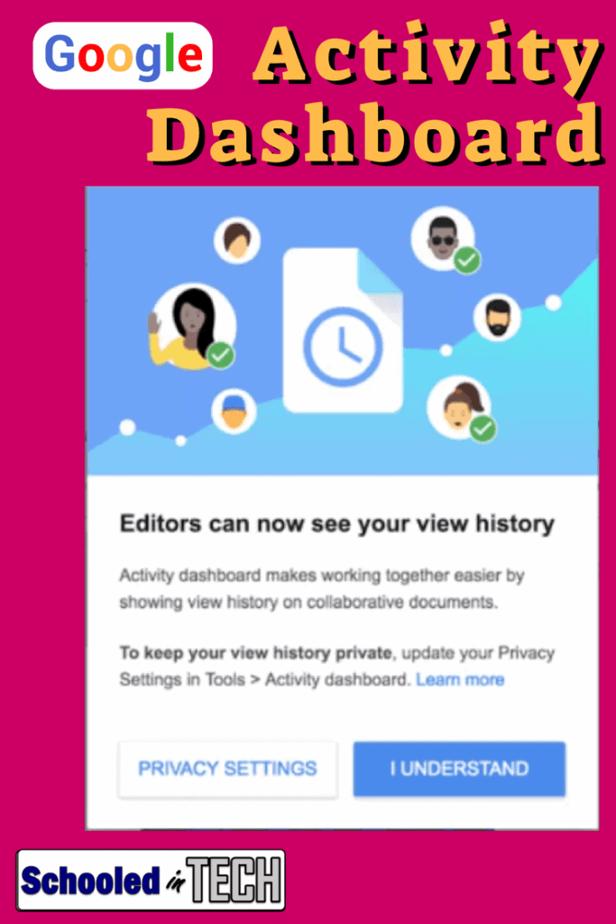 Google Activity Dashboard: See View History Of Your Shared Google Doc