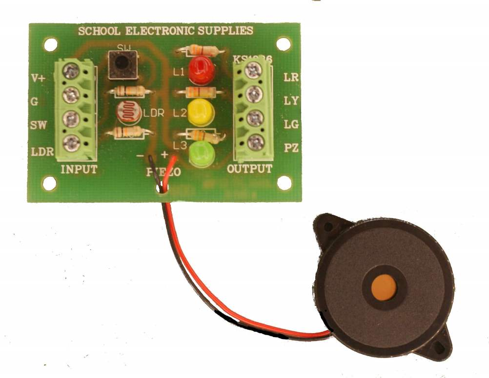 Wire Chips Number Including Npn Transistor Switch Circuit