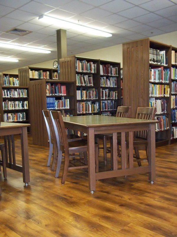 Library Furniture Shelving & Bookcases School Furnishings