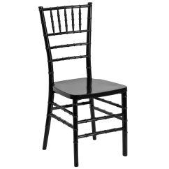 Black Resin Chairs Revolving Chair Wheel Base Chiavari Le Gg