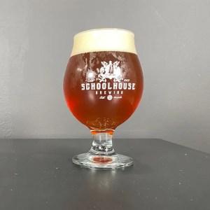 Hop Hearted Ale on Bar