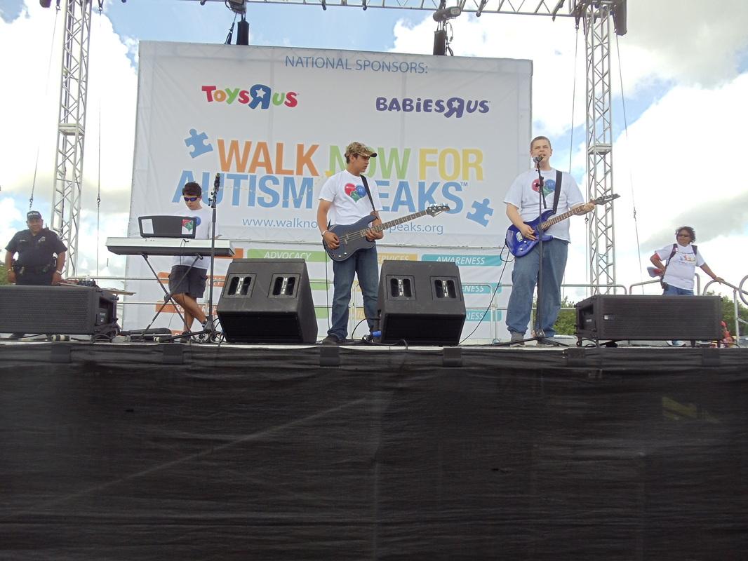 Walk Now For Autism Speaks