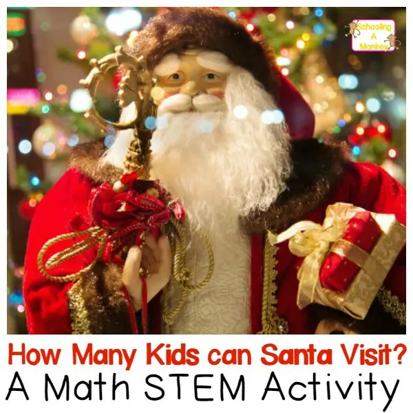 Math Christmas Ornaments Project