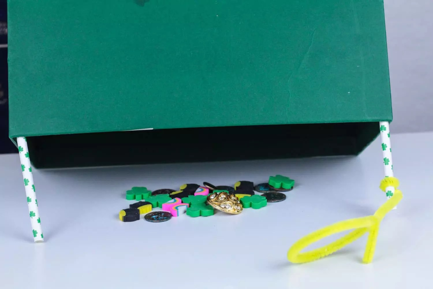 Simple And Fun Leprechaun Trap Stem Activity For Kids