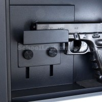Wall Mount Pistol Locker | SchoolLockers.com