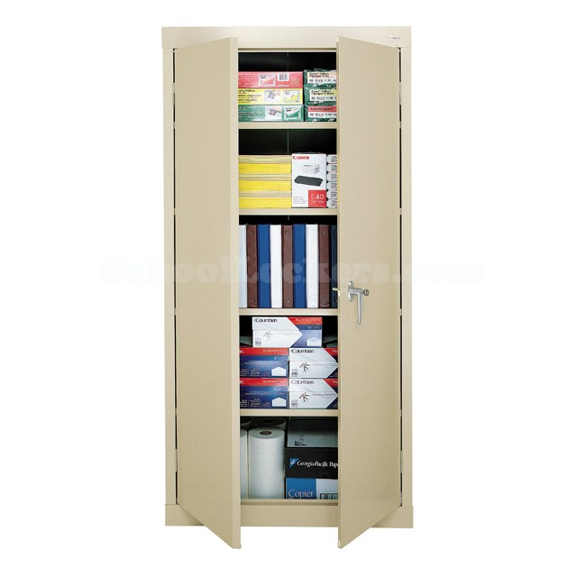 Easy Assemble Industrial Storage Cabinet  SchoolLockerscom