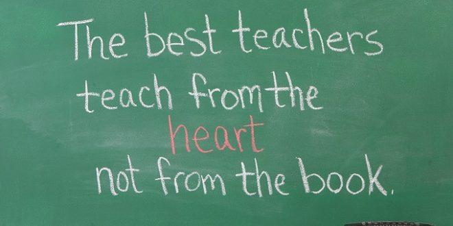 inspirational teachers recognised around
