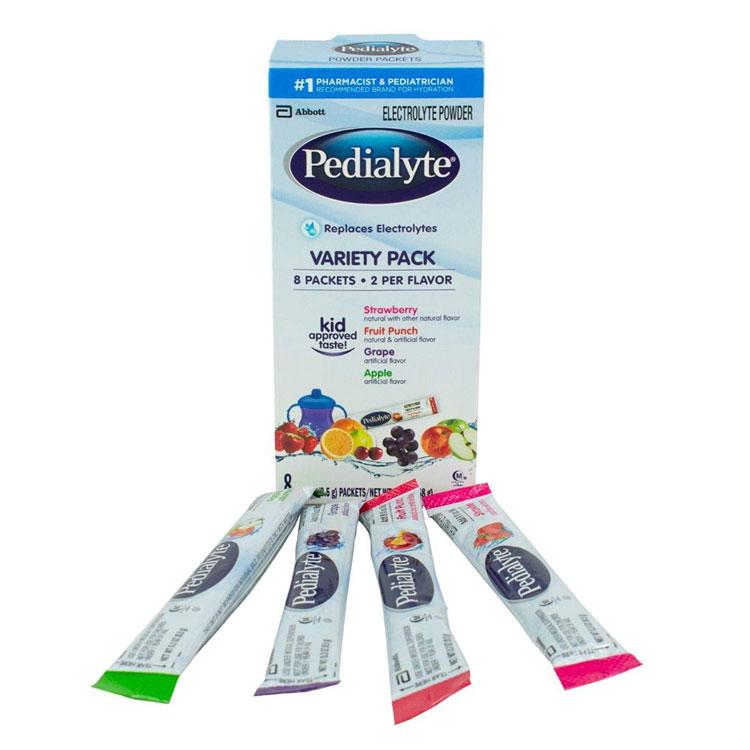 Pedialyte Powder Packs 8Box
