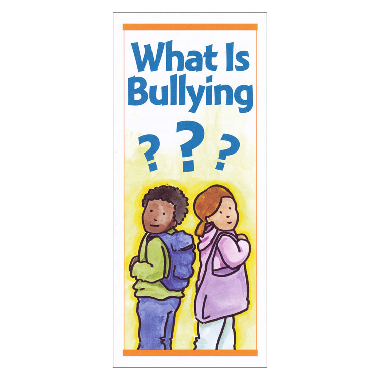 What Is Bullying 50Pkg