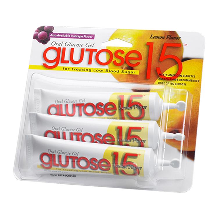 Glutose 15 Gel
