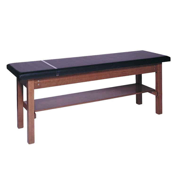 treatment table with storage shelf 87235