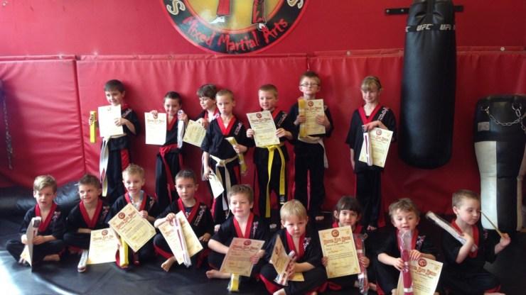 Kingswinford Kickboxing Kids   Kids Martial Arts