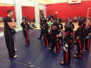 Kids Martial Arts Taught at Sedgley