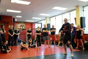 Oldbury Martial Arts Seminar with Neil Simkin