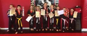 Kids & Parents Martial arts