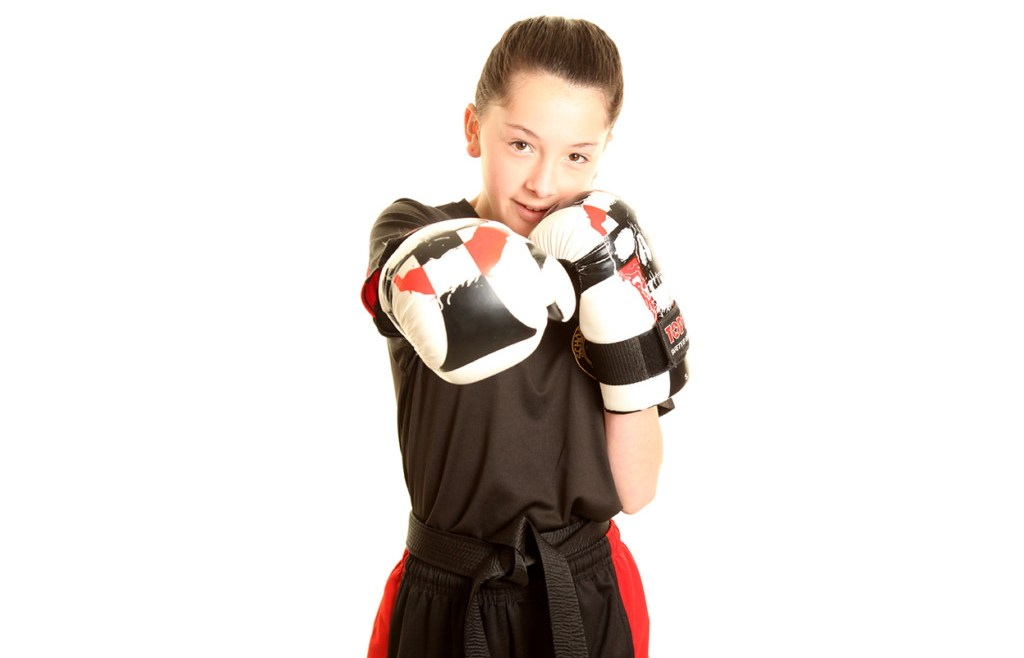 Kids Kickboxing / Kids Karate for Ages 9 to 12 Years