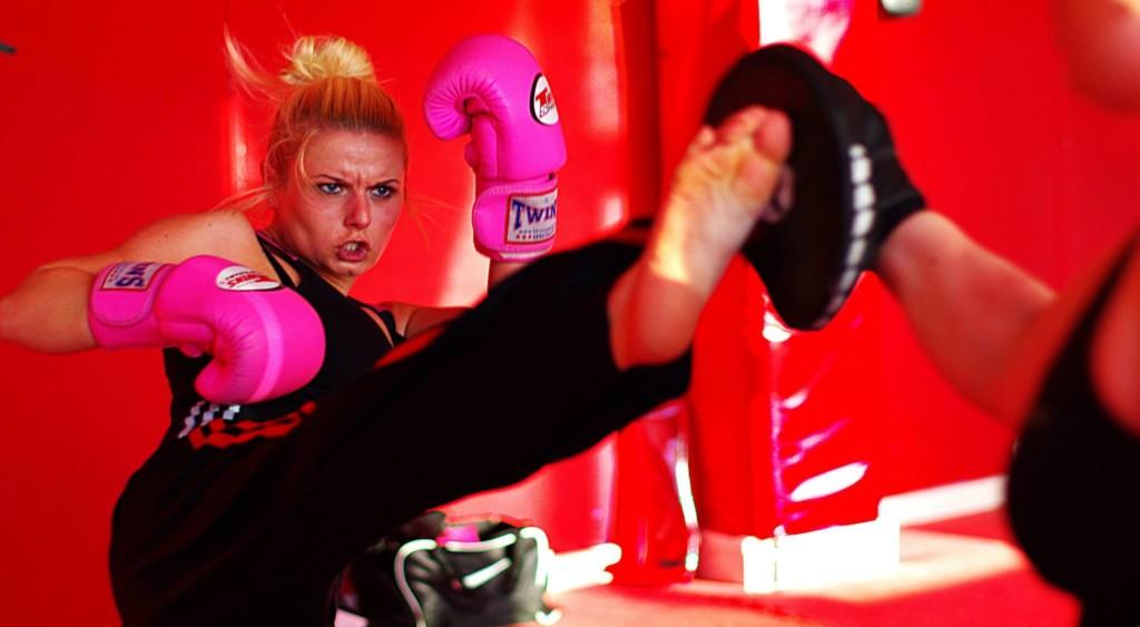 Ladies Kickboxing / Self Defence Classes