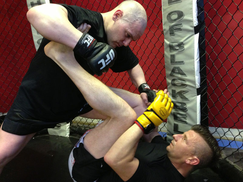 Adults Mixed Martial Arts