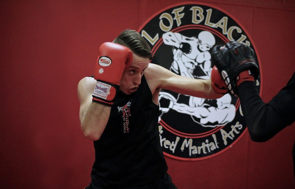 Adult Kickboxing For Beginner to Advanced.