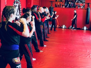We Welcome our New Quinton Martial Arts Students.