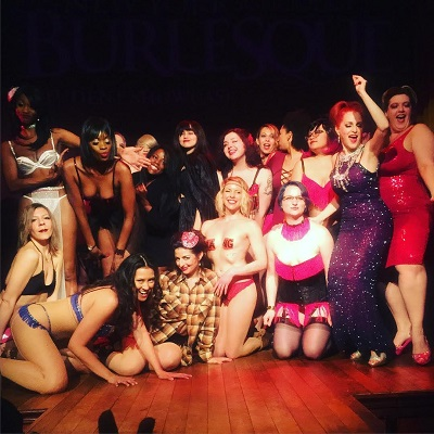 What Is A Burlesque Club