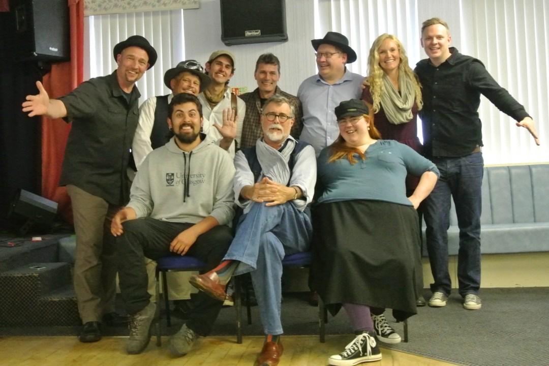 School of Busking Street Theatre & Busking Course