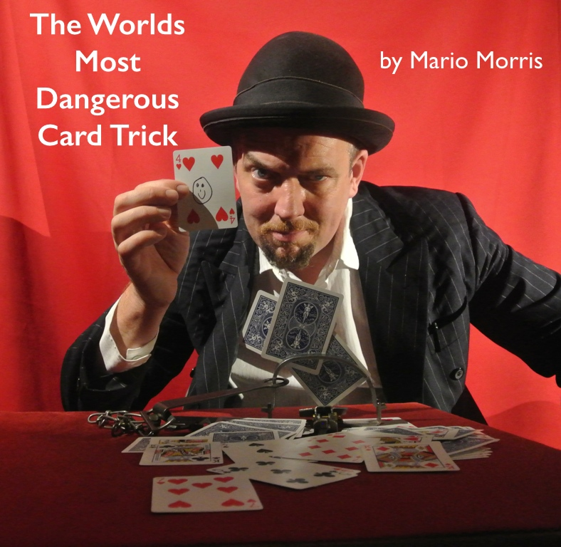 The Worlds Most Dangerous Card Trick
