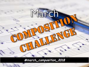 March Composition Challenge: Destination Known