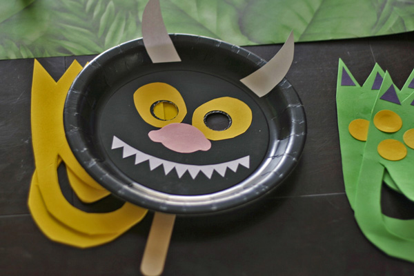 Wild Rumpus Kids Party