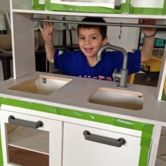 Play Kitchens For Boys Kitchen Sink Sale A Makeover That Will Make Your Real Jealous Ikea Tealandlime Com