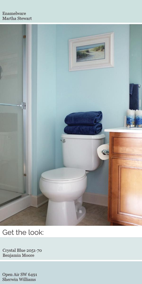 blue living room walls photography our paint colors: modern whole house color scheme