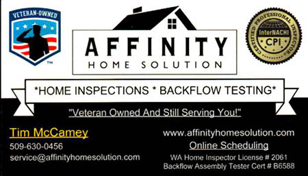 Tim McCamey Home Inspection