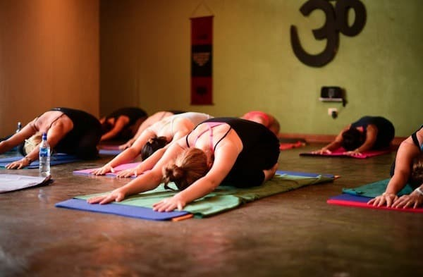 Beginner yoga workshop costa rica
