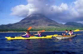 costa rica sea kayak