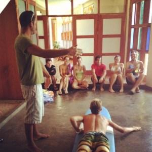 ricardo surf instructors