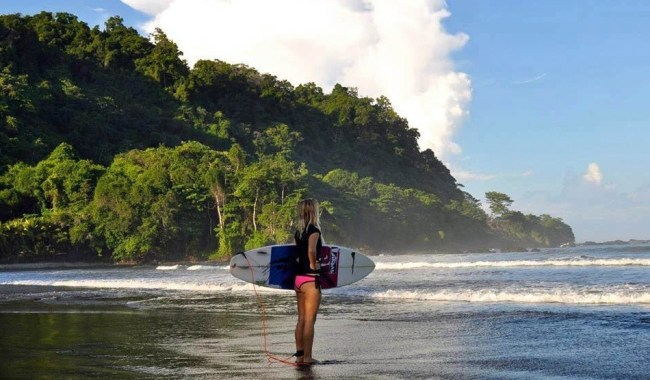 finding the best surf camps in Costa Rica