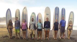 surf school in Costa Rica