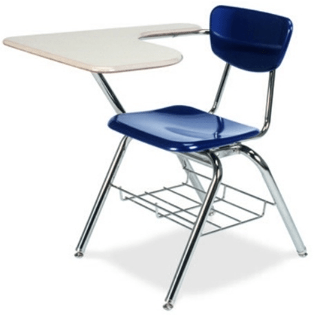 Top Chair Desk Options for High School Classrooms