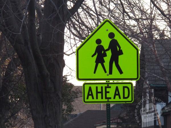 Traffic Sign Free Stock School