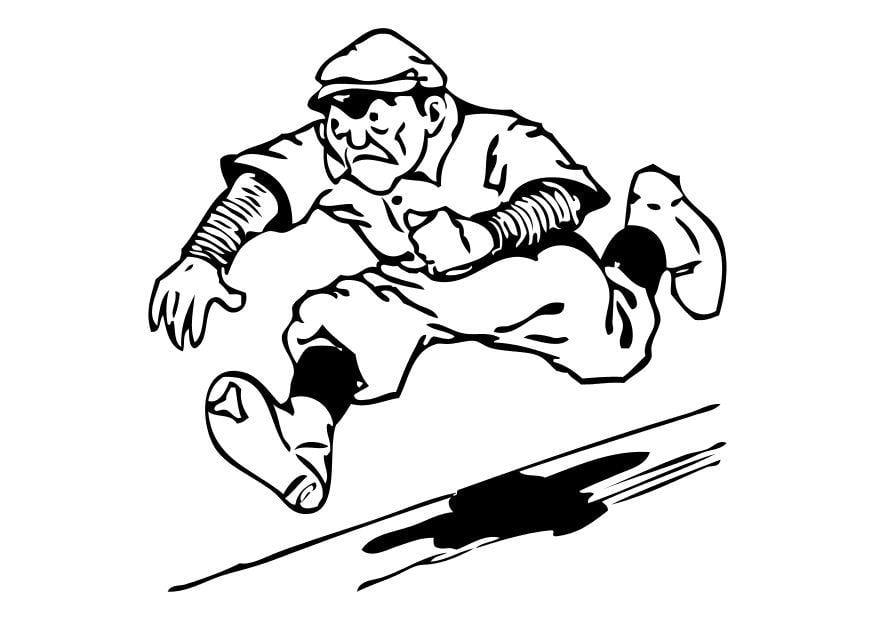 Sport Kleurplaat Wielrennen