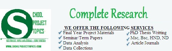 Aid with Political Science Project Topics And Research  Materials