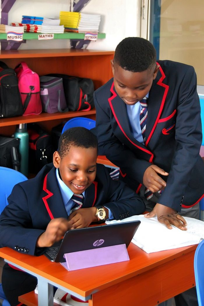 Pictures of Bereton Montessori Early Years Primary School in Port-Harcourt. Port Harcourt state