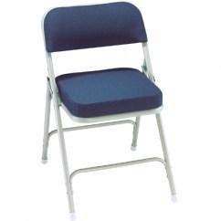 Folding Chair Fabric Gray Desk 3200 Series Padded Schoolsin