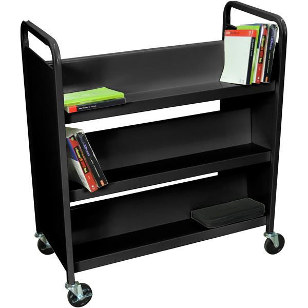 Book Trucks Book Carts at SCHOOLSin